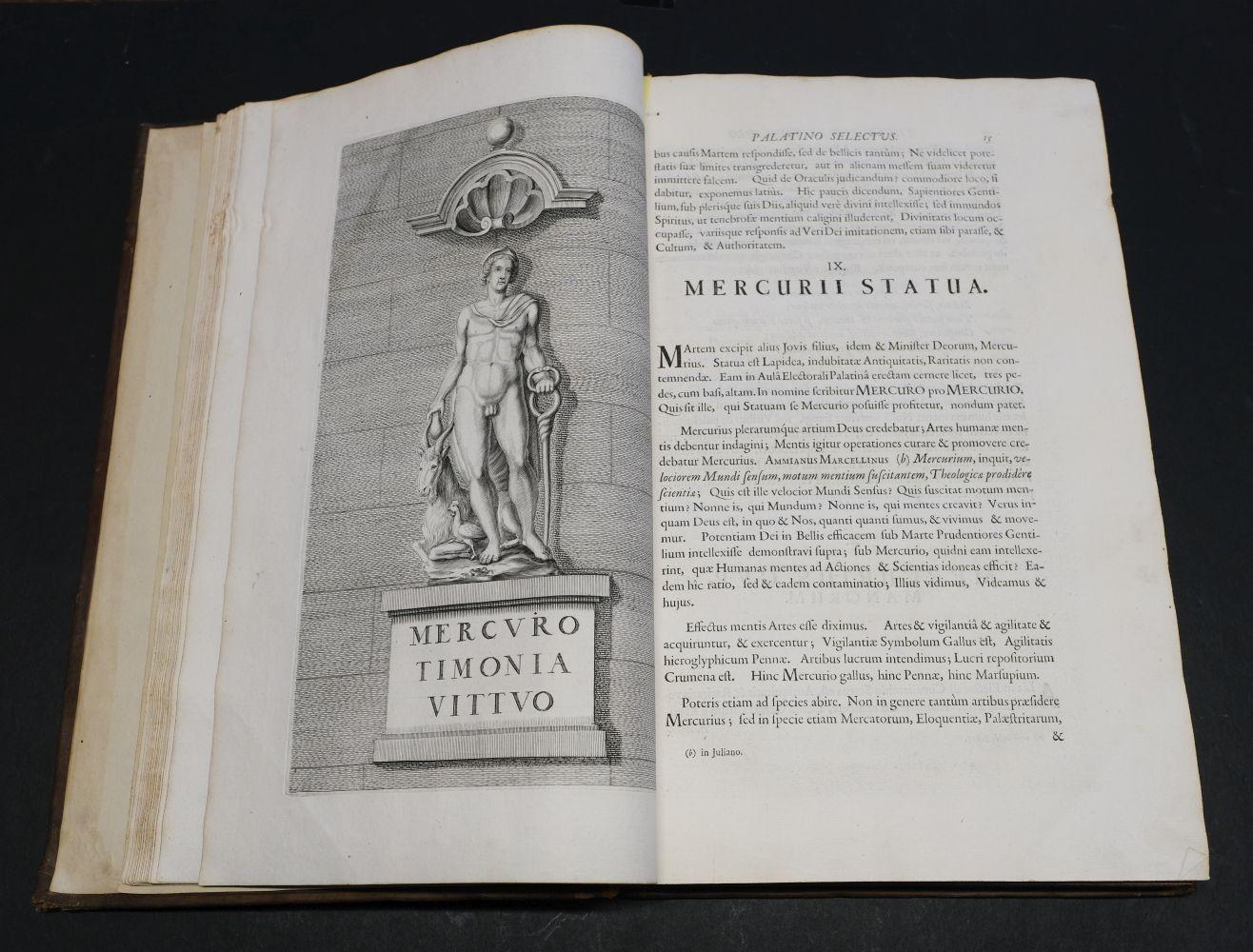 Beger (Lorenzo). Thesaurus ex Thesauro Palatino Selectus, 1685 - Image 6 of 9