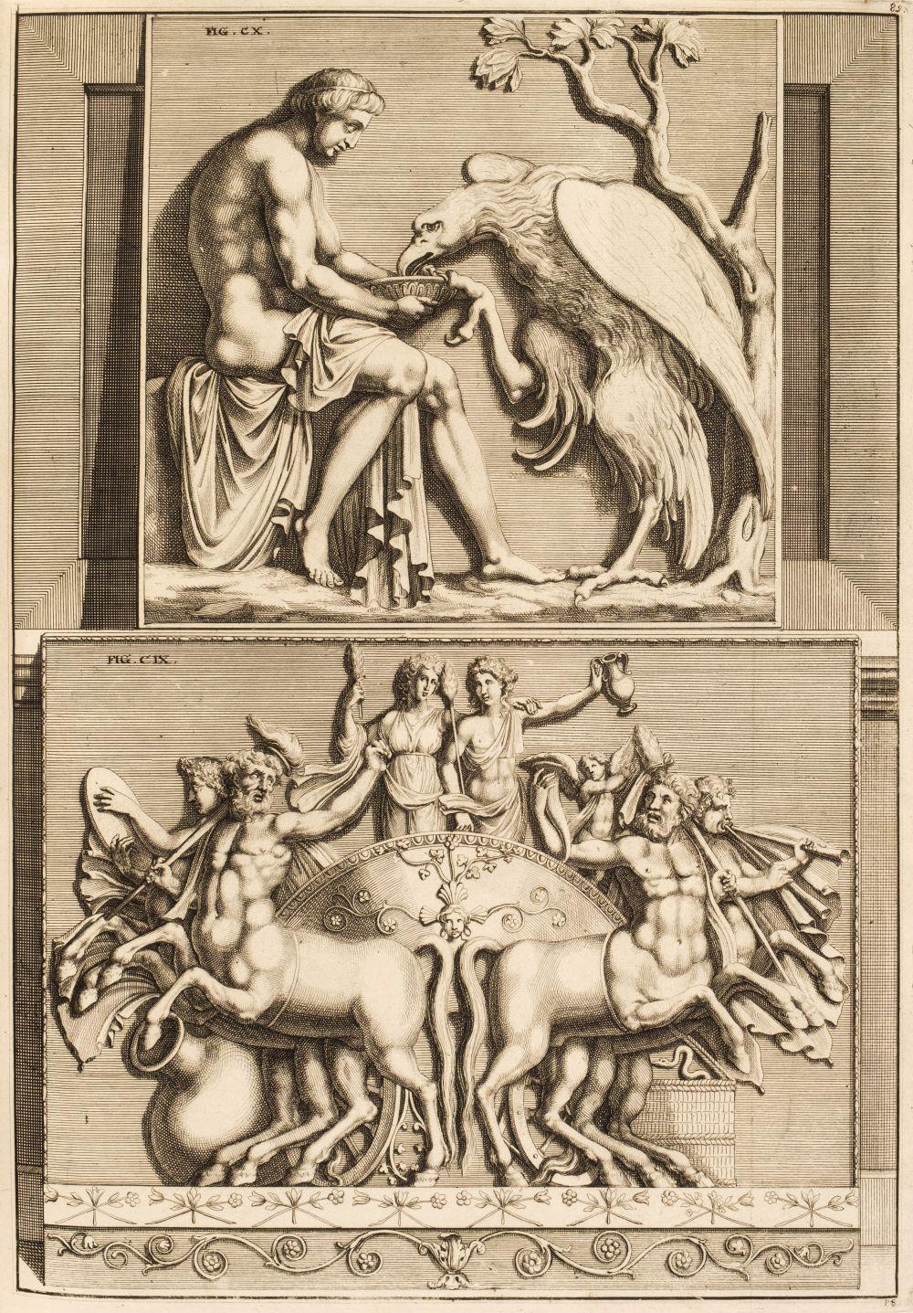 Gronovius (Jacobus). Thesaurus Graecarum Antiquitatum, 13 volumes 1697-1702 - Image 2 of 2
