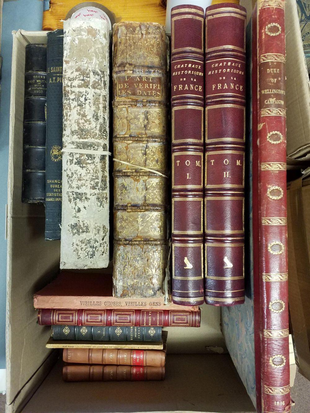Leti (Gregorio). Histoire des Conclaves Depuis Clement V. jusqu'a present..., 2 volumes, 3rd