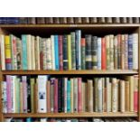 Modern Literature. A large collection of modern fiction & miscellaneous literature