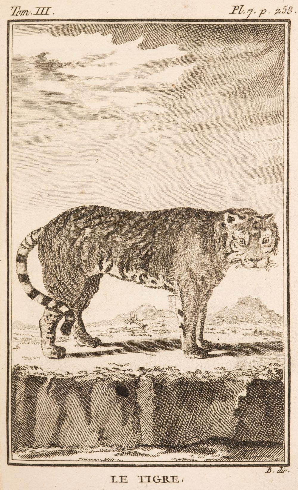 Buffon (Georges-Louis Leclerc, Comte de) Oeuvres Completes, 18 vols, 1774-77