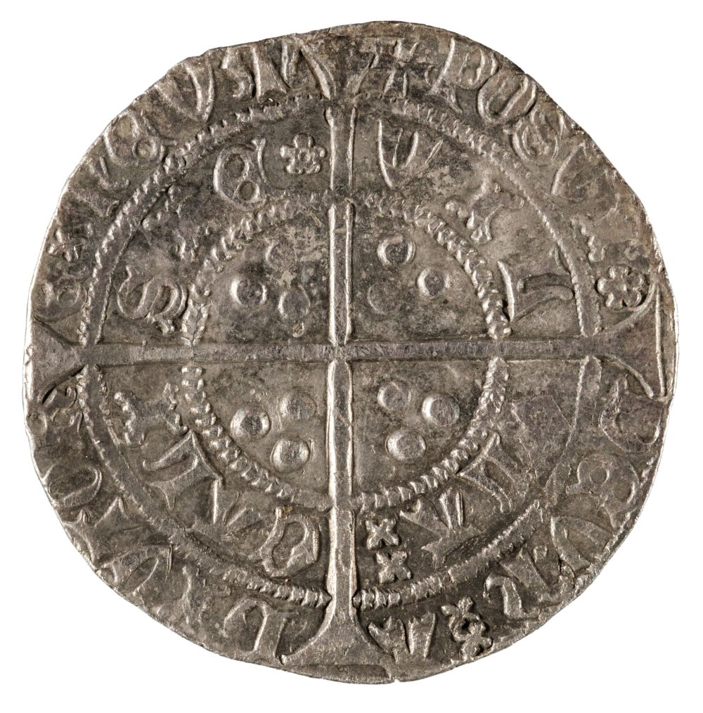 * Coin. Great Britain. Henry VI, Groat - Image 2 of 2