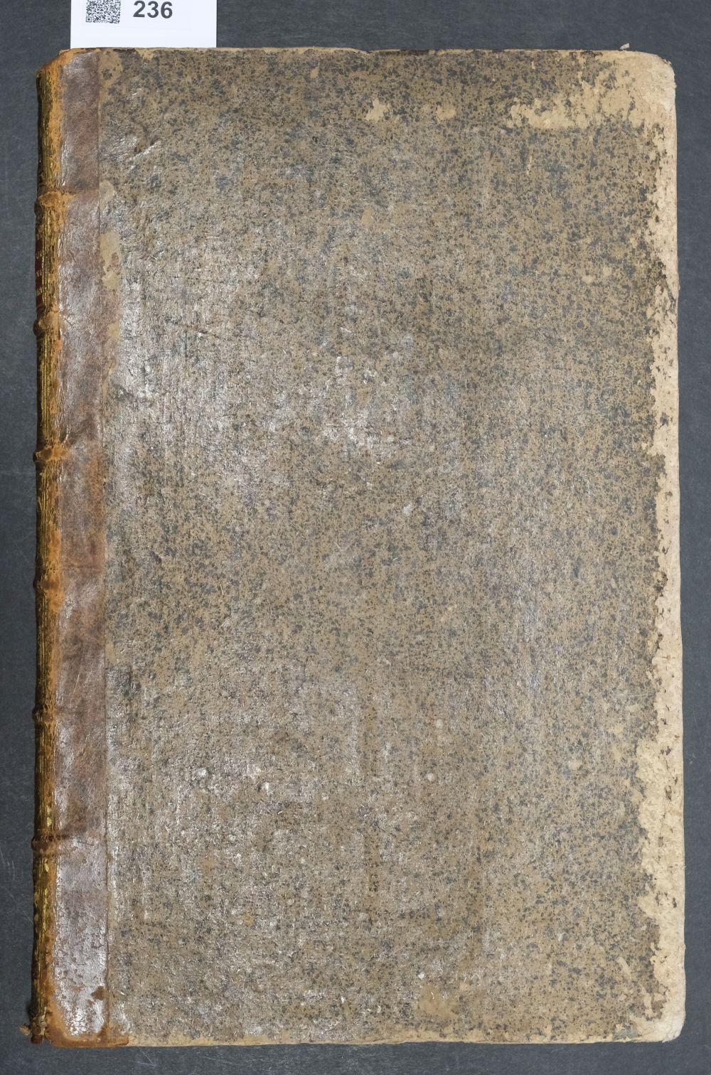 Natter (Johann Lorenz). Traite de la Methode Antique, 1754 - Image 2 of 7
