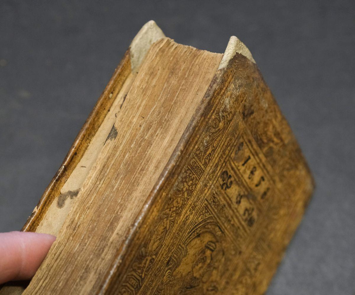 Sambucus (Joannes). Emblemata, Antwerp: Christopher Plantin, 1564 - Image 8 of 11