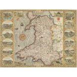 * Wales. Speed (John), Wales, John Sudbury & George Humble, 1616