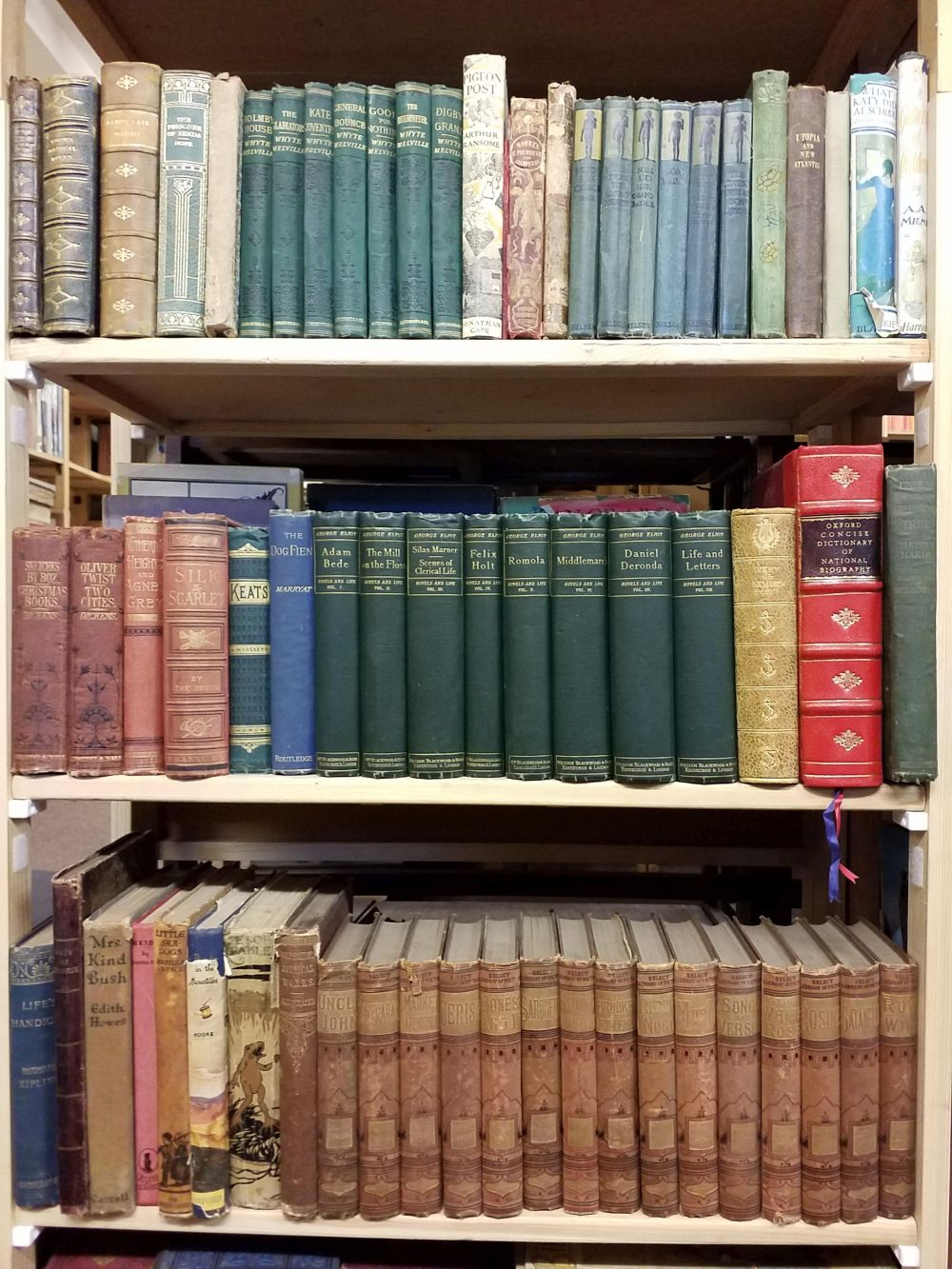Literature. A large collection of late 19th & early 20th century & modern illustrated literature & - Image 2 of 2