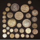 * Coins. World. Great Britain and other countries