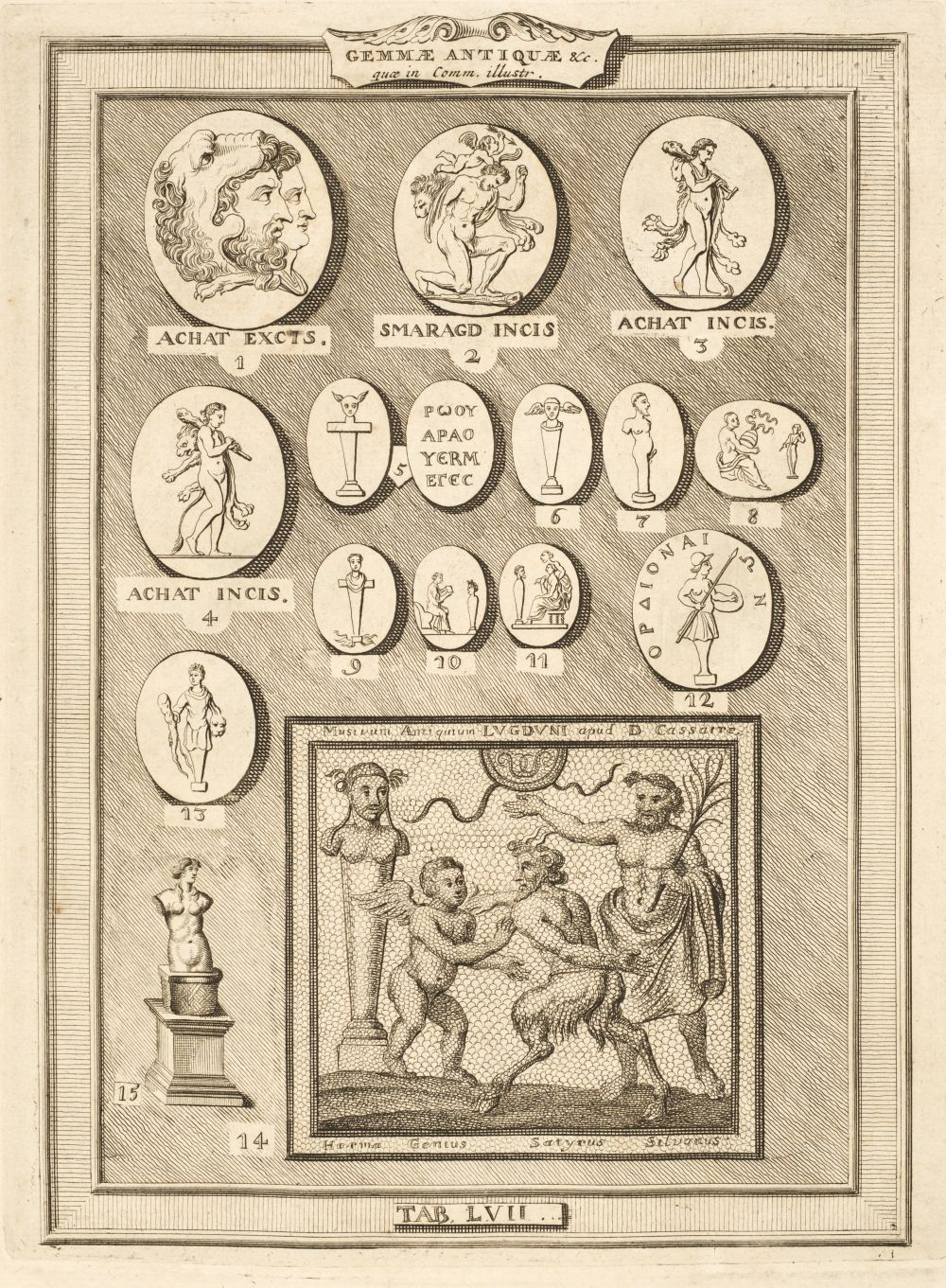 Paruta (Filippo). Sicilia Numismatica, 3 parts in 2 volumes, 1723