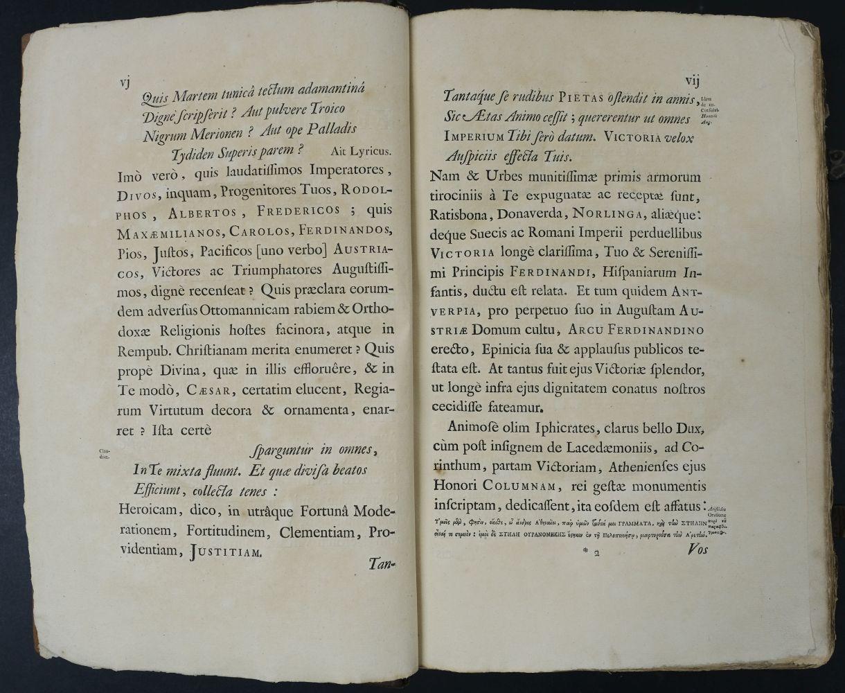 Goltzius (Hubert). Icones Imperatorum Romanorum, 1708 - Image 7 of 13