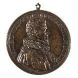 * France. Medal by Thomas Bernard, 1622