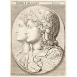 Santi Bartoli (Pietro). Raccolta di Camei e Gemme antiche Disegnate da' suoi Originali, 1727
