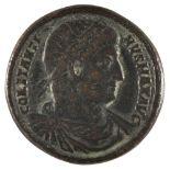 * Reniassance Paduan Sestertius, Giovanni Cavino (1500-70), probably 16th century