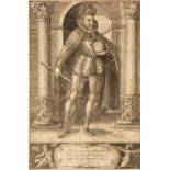 Sachs (Michael). Newe Keyser Chronica, 1615