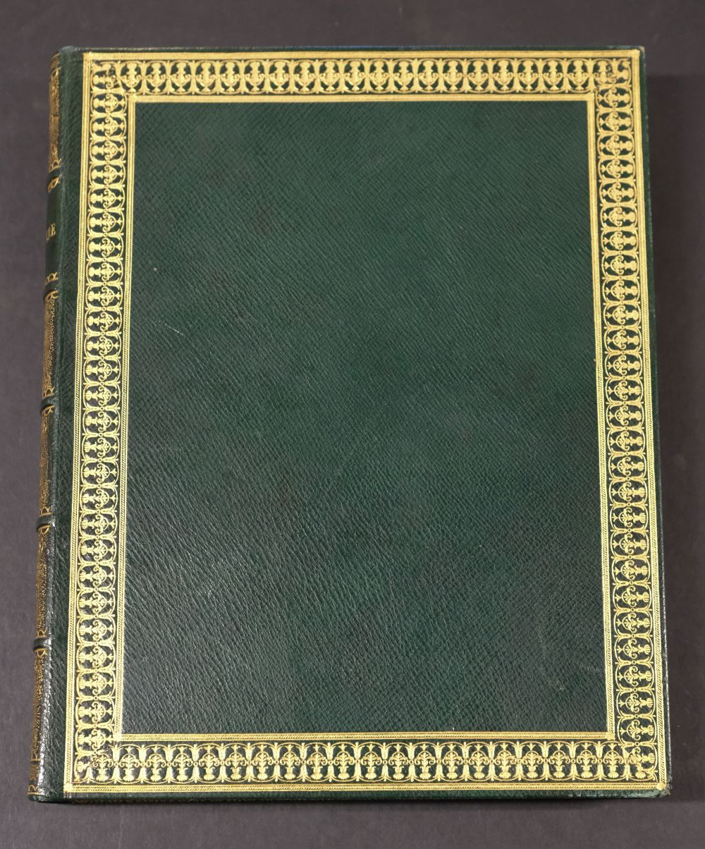 Devonshire Gems. Duke of Devonshire's Collection of Gems, privately printed, circa 1790 - Image 5 of 16