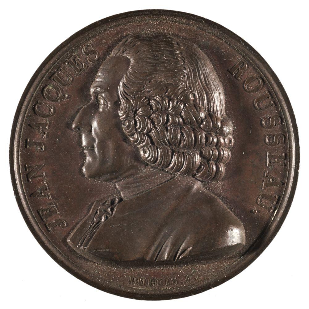 * Medals. France. Portrait Medals, Numismatica Universalis Virum Illustrium Series