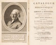 Coin Auction Catalogues. A collection of over 30 catalogues, mostly early 19th century