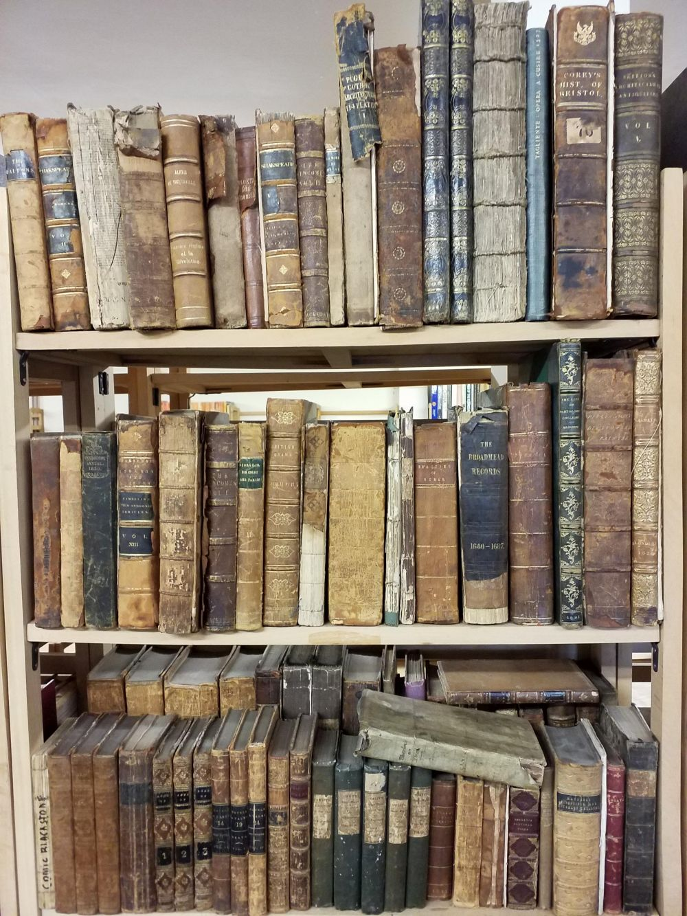 Antiquarian. A large collection of 19th-century history & miscellaneous reference