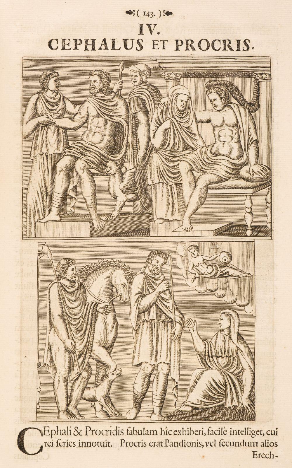 Beger (Lorenz). Spicilegium Antiquitatis..., [Berlin], 1692. - Image 3 of 4