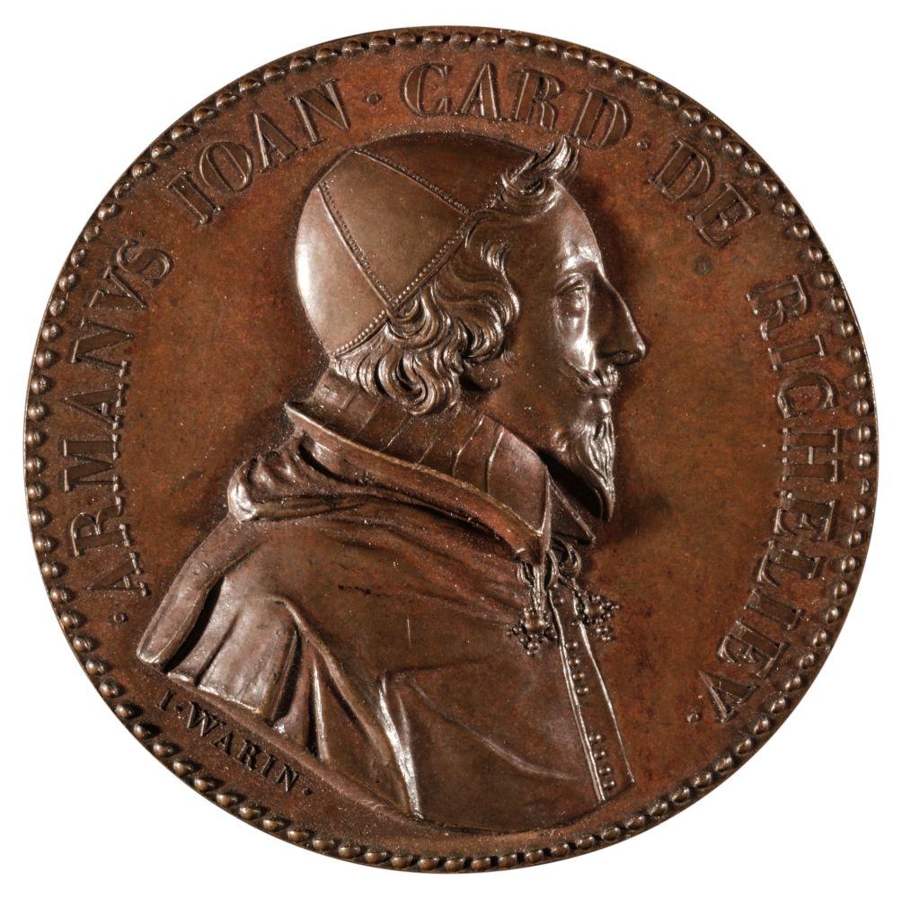 * Medla. Louis XIII (1610-43). Bronze Medal, 1631