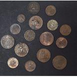 * Coins. Belgium. Mixed