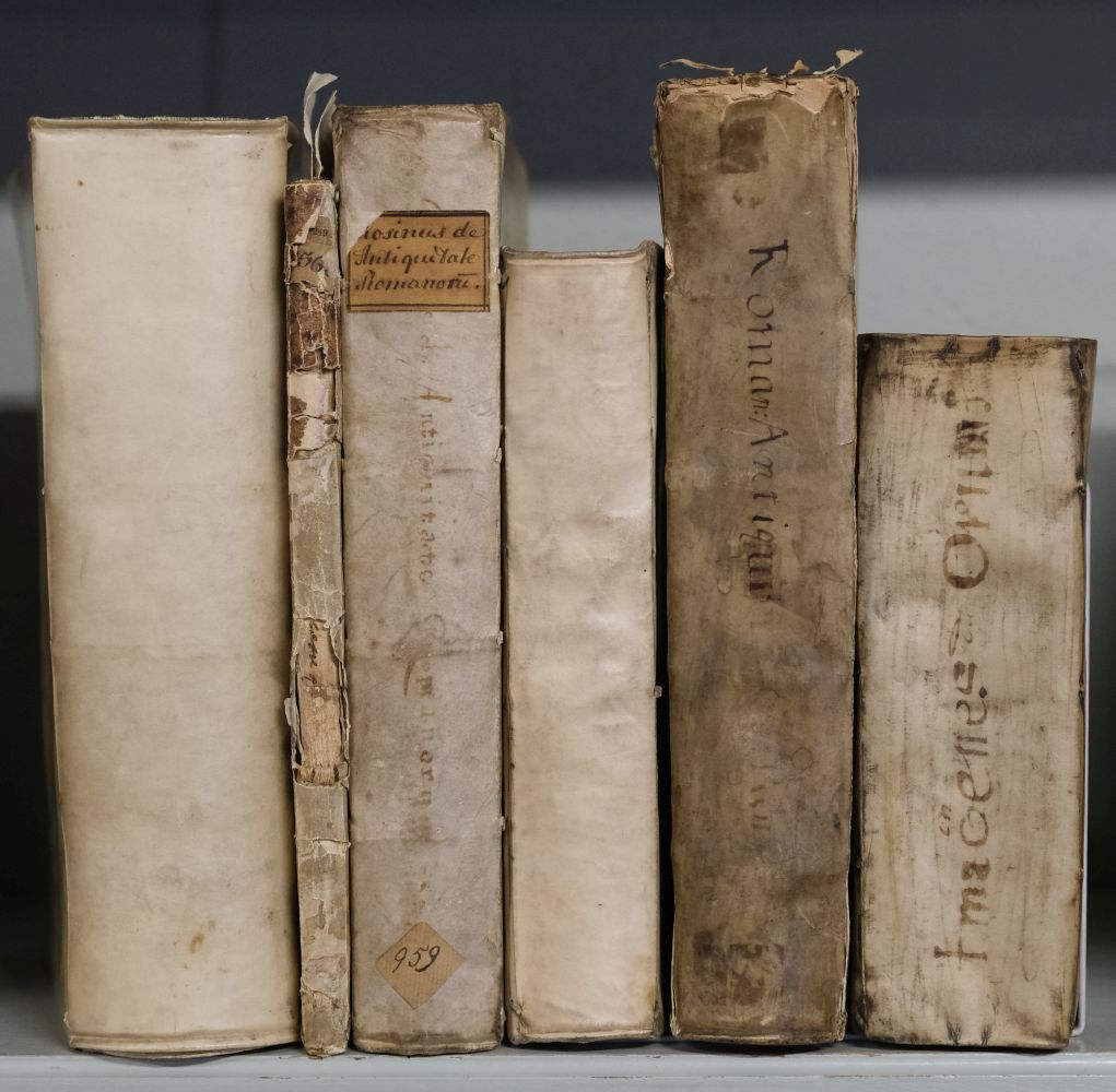 Rosinus (Johannes). Antiquitatum romanarum corpus absolutissimum, 1632