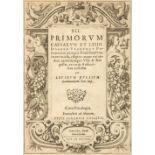 Hulsius (Levinus). XII primorum caesarum, 1st edition, Frankfurt, 1597