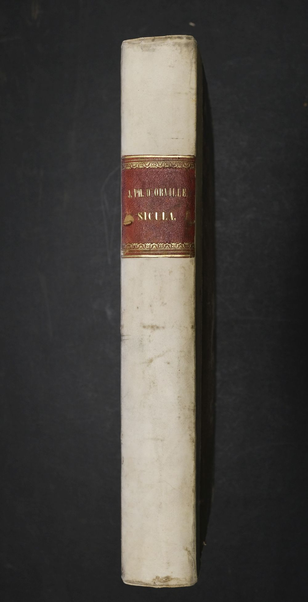 Orville (Jacques Phillipe d'). Sicula, 1764 - Image 3 of 8