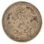 * Medal. Hamburg, Free and Hanseatic City. AR Medal, Peace of Westphalia, by Dadler, 1651