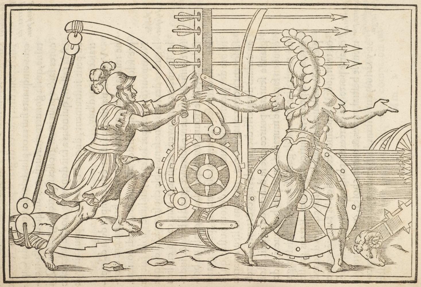 Du Choul (Guillaume). Discours de la Religion des Anciens Romains, Lyon, 1581