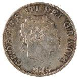* Coins. Great Britain. Various denominations, 1665-1819
