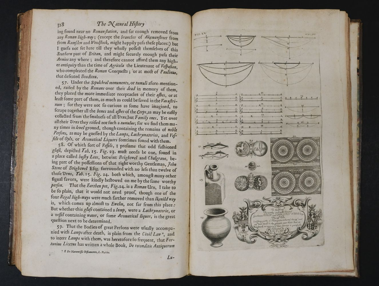 Plot (Robert). The Natural History of Oxfordshire, 1677 - Image 9 of 11