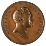 * Medals. General Lord Hill (1772-1842). Bronze Medal, 1816, etc