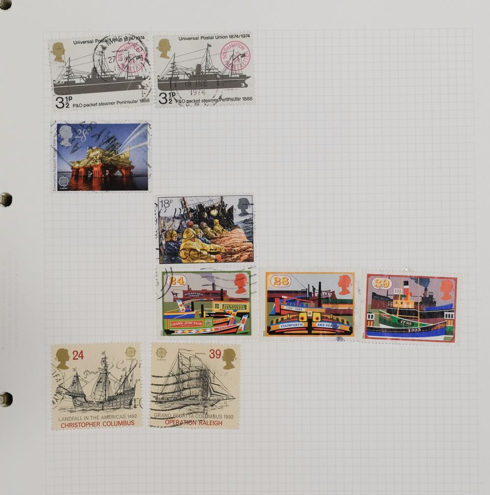 * World Stamps. - Image 12 of 24