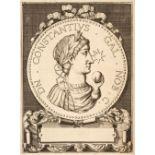Marcellinus (Ammianus). Rerum gestarum qui de XXXI supersunt, Libri XVIII..., 1693