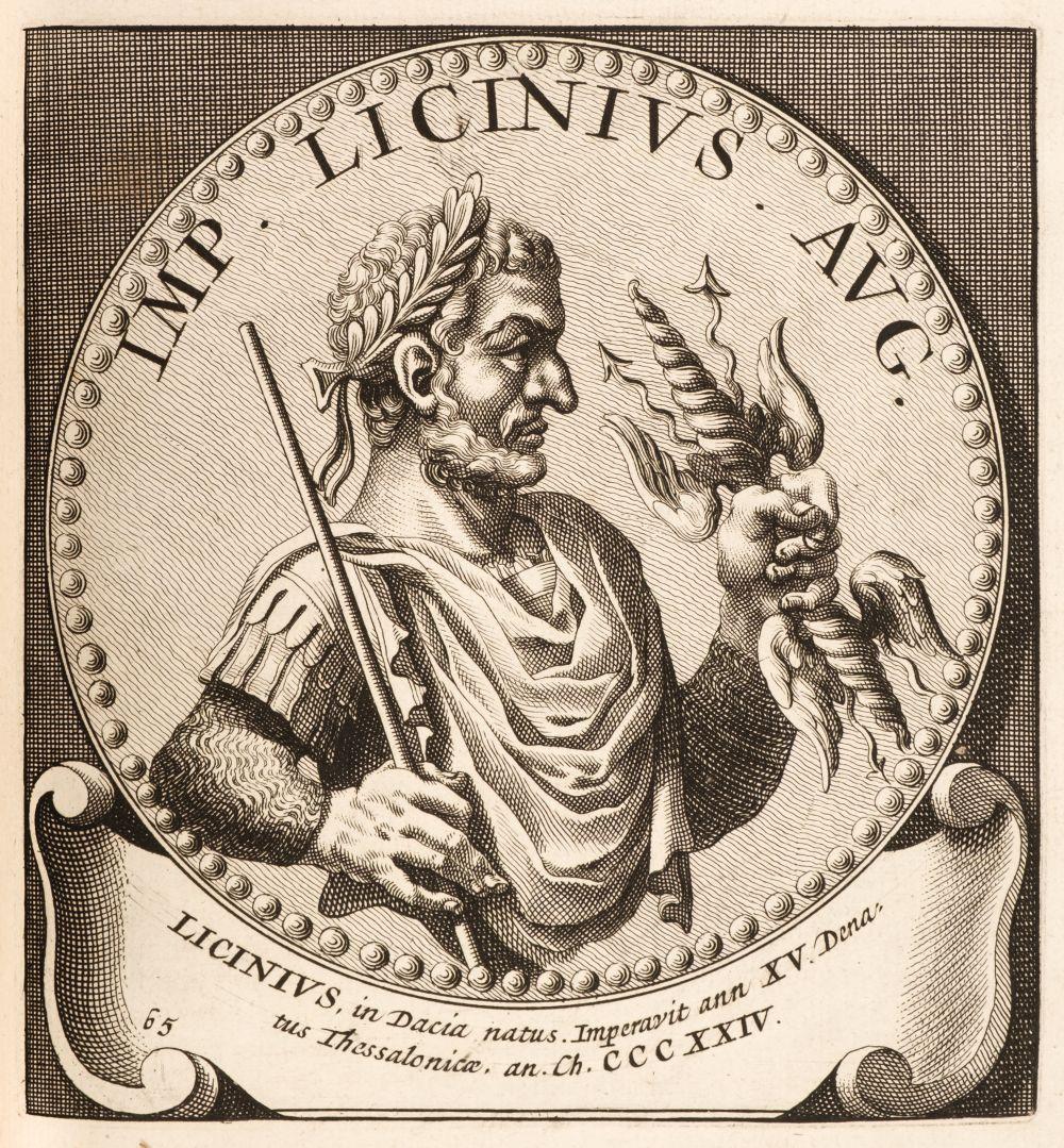 Vries (Simon de). De geheele weereld, 1686