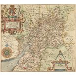 Maps. A mixed collection of 26 British & foreign maps, 17th - 19th century