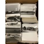 * Aviation Photographs. A quantity of over 1000 prints.