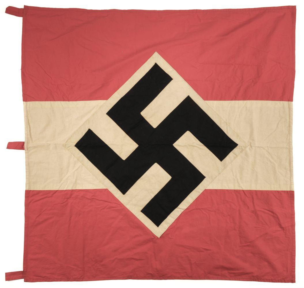 * Third Reich. Hitler Youth Banner