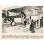 * Civil Aviation. KLM memorabilia