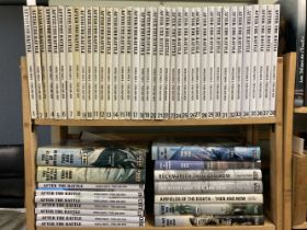 After The Battle. World War II - Then And Now, 45 volumes, After The Battle Magazine, 1977-2018