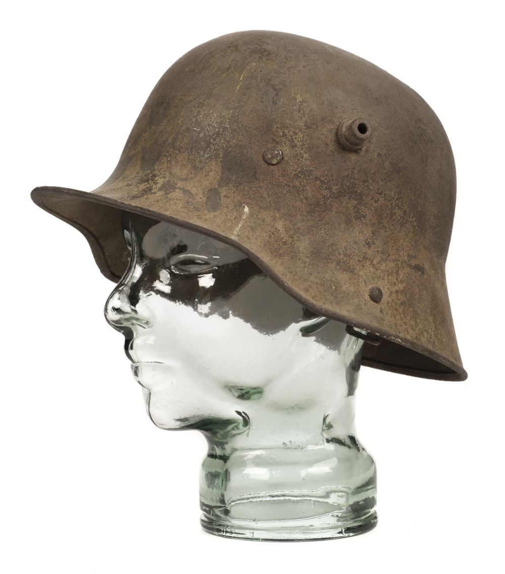 * WWI German M16 Steel Helmet