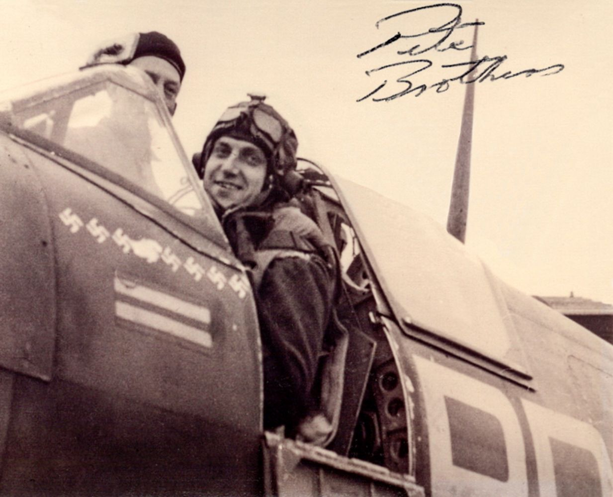 * Battle of Britain Medal Group - Air Commodore Peter Brothers - Image 13 of 14