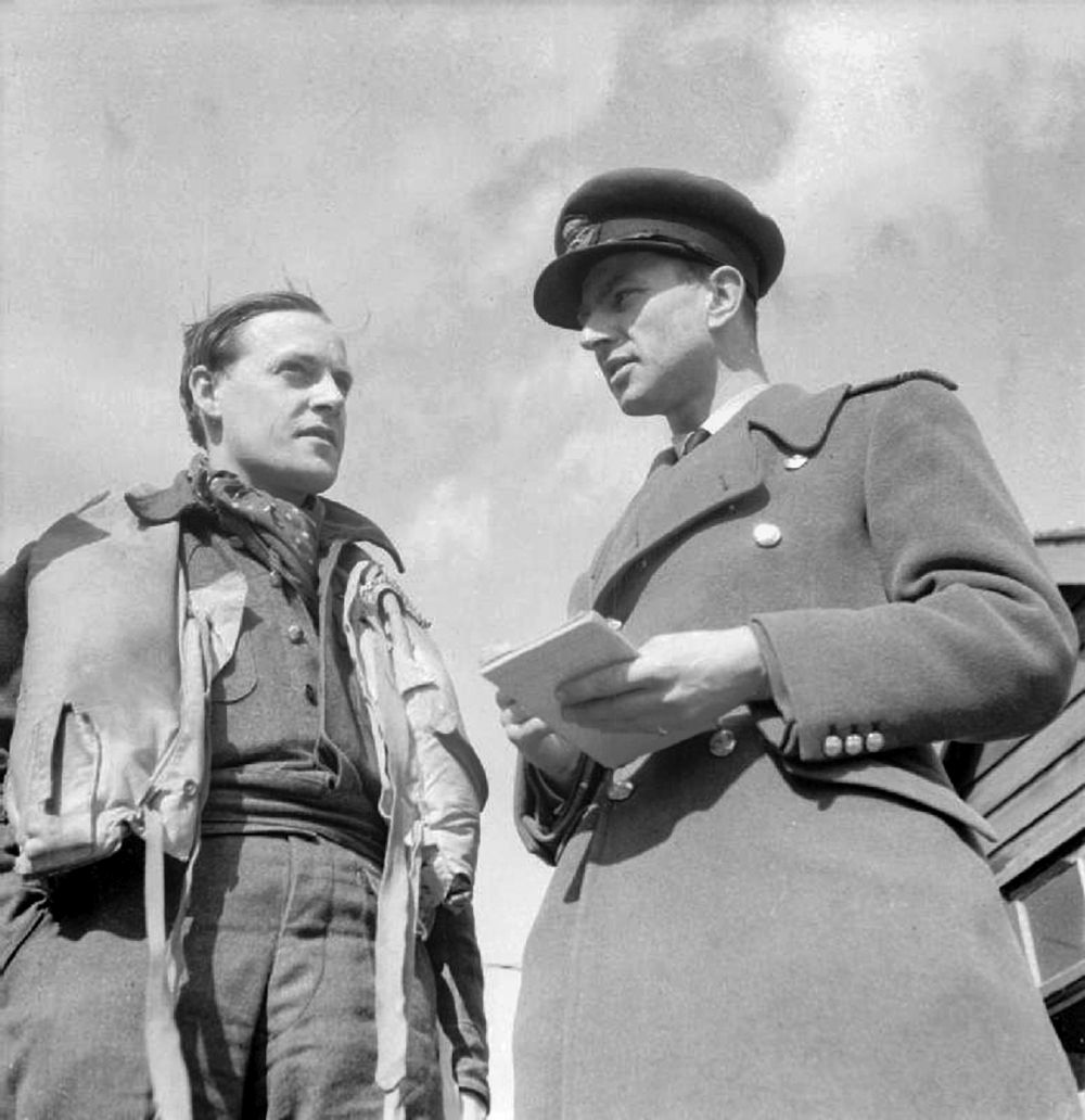 * Battle of Britain Medal Group - Air Commodore Peter Brothers - Image 12 of 14