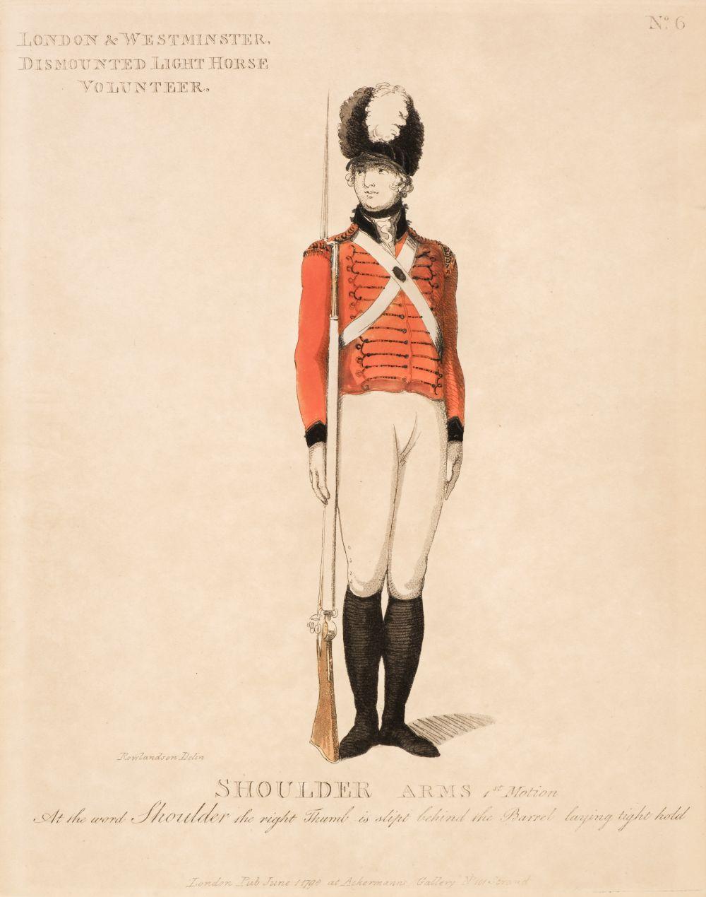 * Madeley (George E., 1798-1858). 42nd Royal Highlanders & 77nd Highlanders, circa 1840