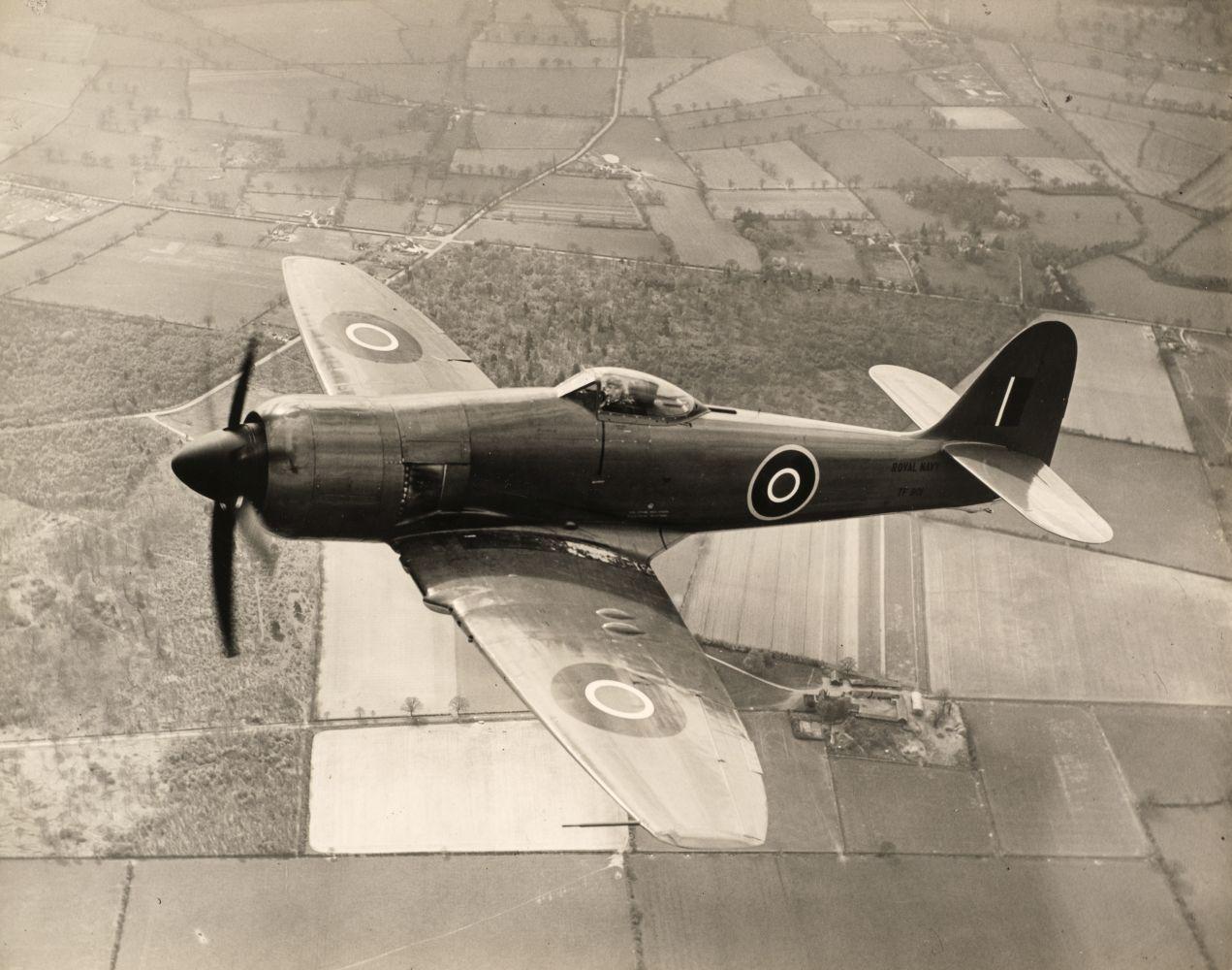 * Aviation Photographs - Bristol Blenheim, Sea Fury and others