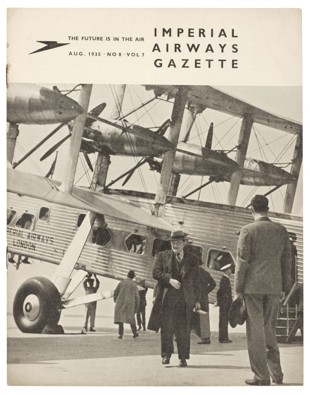 * Imperial Airways Gazette and other items