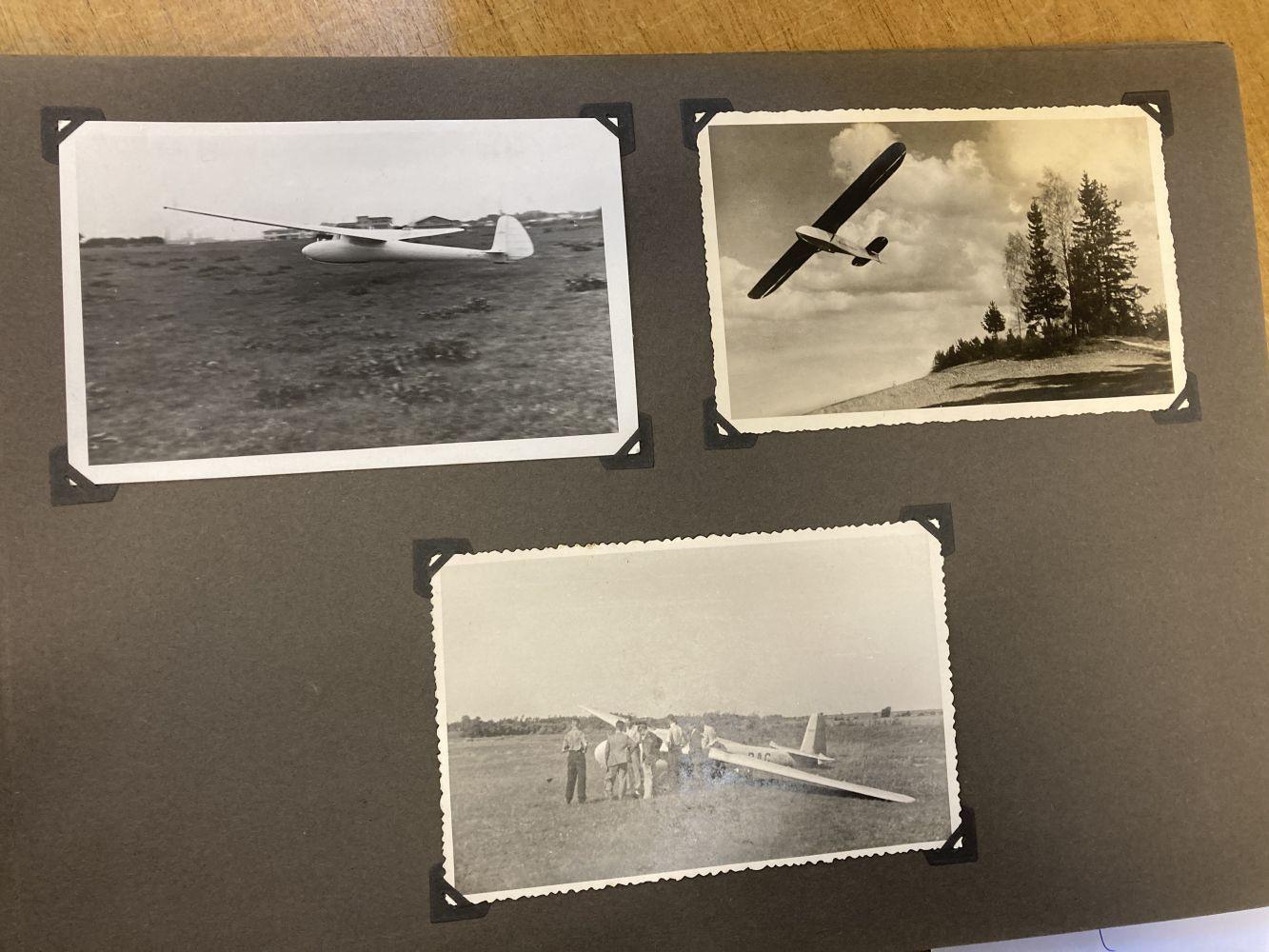 * Aviation Photographs - WWII Latvian Luftwaffen-Legion Lettland - Image 4 of 8