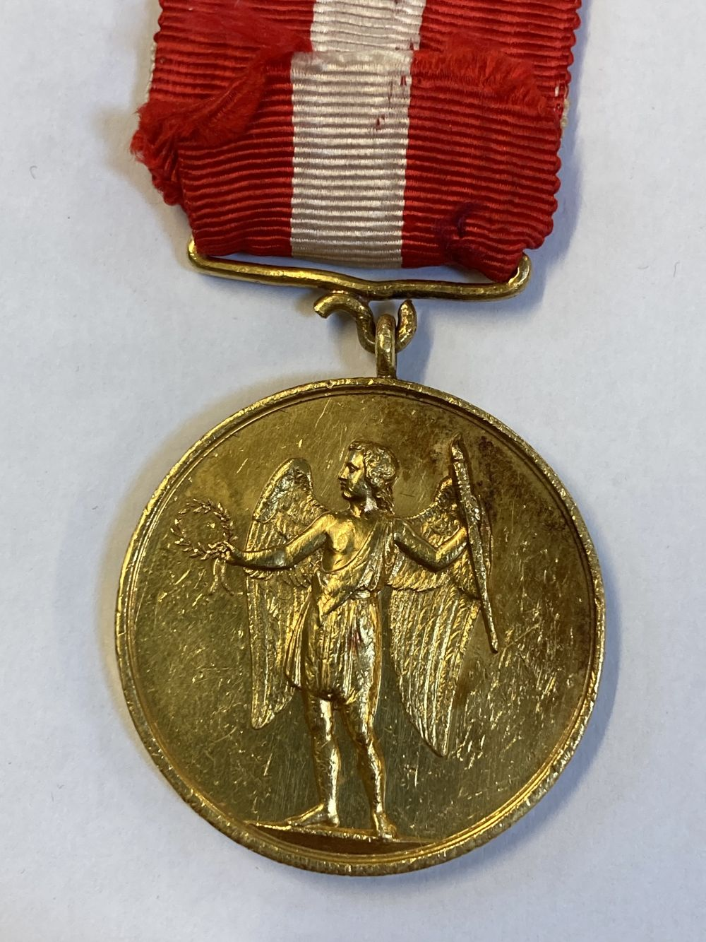 * Denmark. Christianus IX Gold Medal - J Blackburn - Image 3 of 5