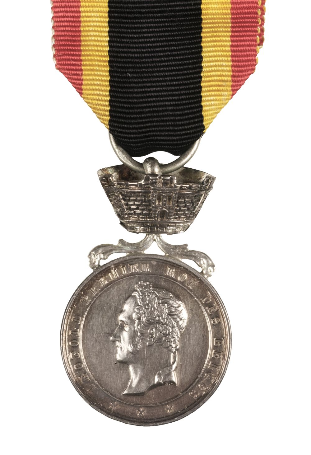 * Belgium. Medal for Bravery, Devotion, and Humanity