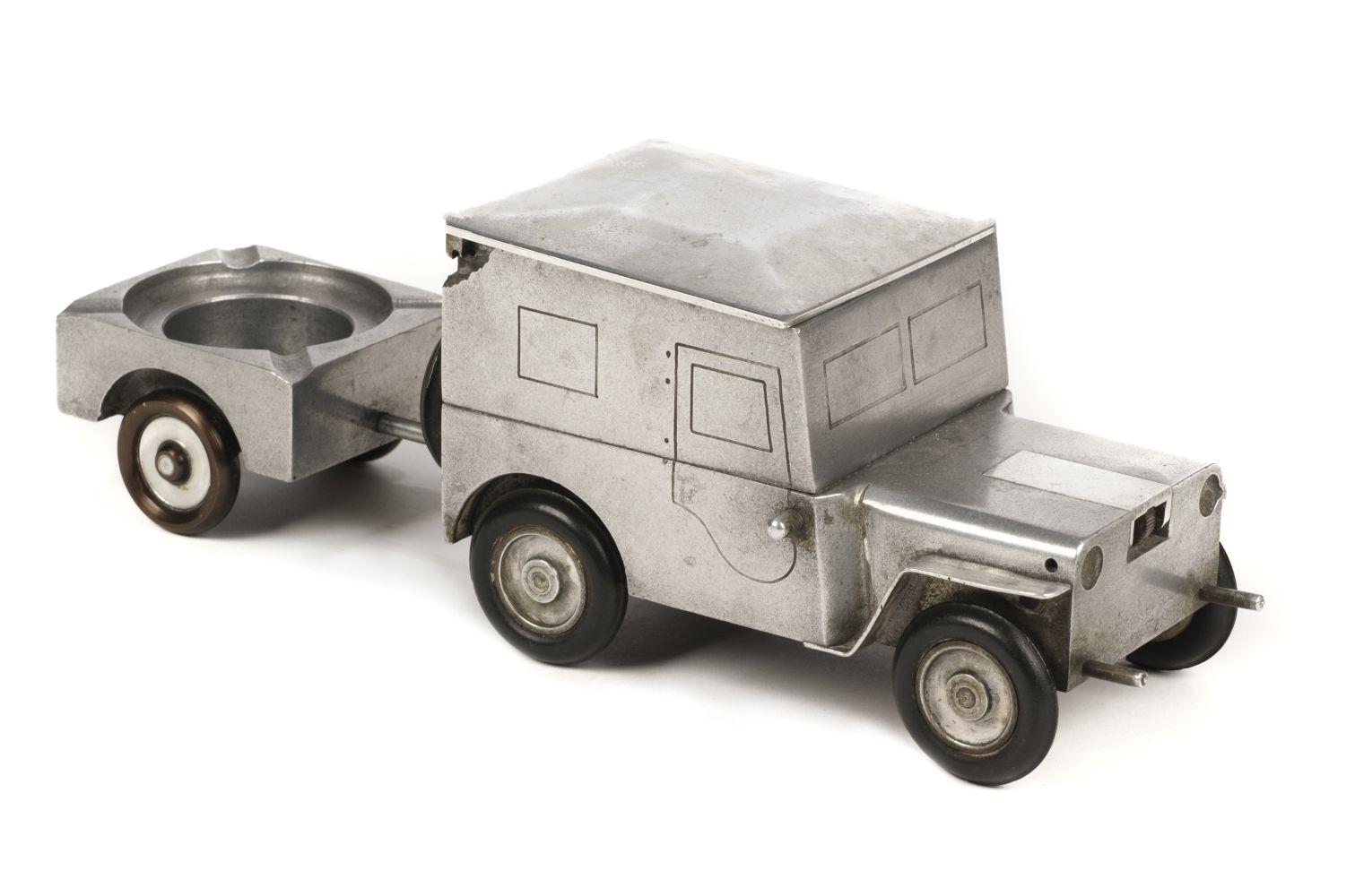 * WWII Jeep & Trailer Desktop Compendium c1940s